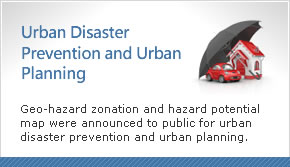 Urban Disaster Prevention and Urban Planning
